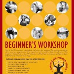 Beginner's Workshop with Top American Power Yoga Instructor