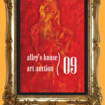 alley's house 5th Annual Art Auction