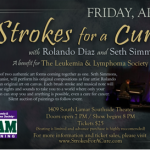 Strokes for a Cure Benefiting The Leukemia and Lymphoma Society