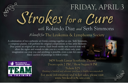 strokes for a cure