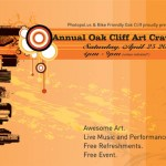 Annual Oak Cliff Art Crawl presented by Photopol.us & Bike Friendly Oak Cliff