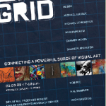 Art Show Featuring 17 Dallas Artists at Off the Grid