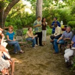 Thursday Features Local Texas Music in a Courtyard Oasis