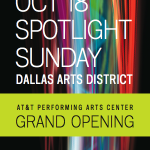 Spotlight Sunday In the Dallas Arts District - Free All Day