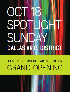 AT&T Performing Arts Center