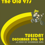 Four Nights of The Old 97's at The Sons of Hermann Hall