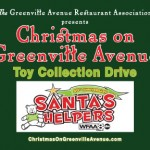 Christmas on Greenville Avenue Toy Drive
