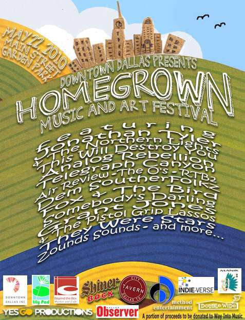 Homegrown Festival Dallas
