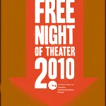 Ticket Release Dates for Free Night of Theater