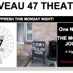 A Night of Storytelling at Nouveau 47 Theatre