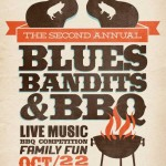 2nd Annual Blues, Bandits & BBQ Festival this Saturday in Oak Cliff