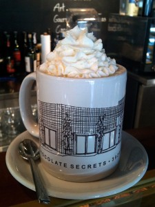 Chocolate Secrets Hot Chocolate