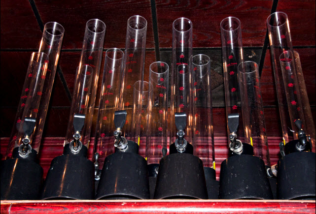 Humperdinks 100 oz Beer Tower Things to do in Dallas