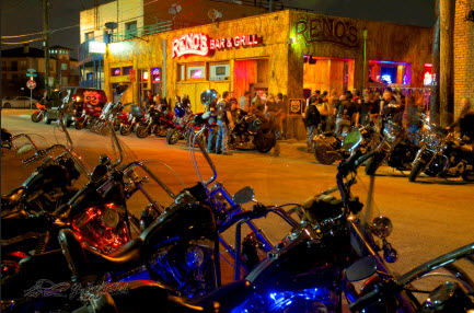 Reno's Chop Shop Things to do in Dallas