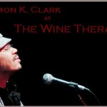 Jazz Artist Damon K. Clark at The Wine Therapist This Friday Night
