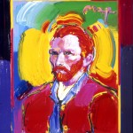 Peter Max Exhibit at the Crescent