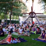 Free Concerts and Movies at the Nasher All Summer Long