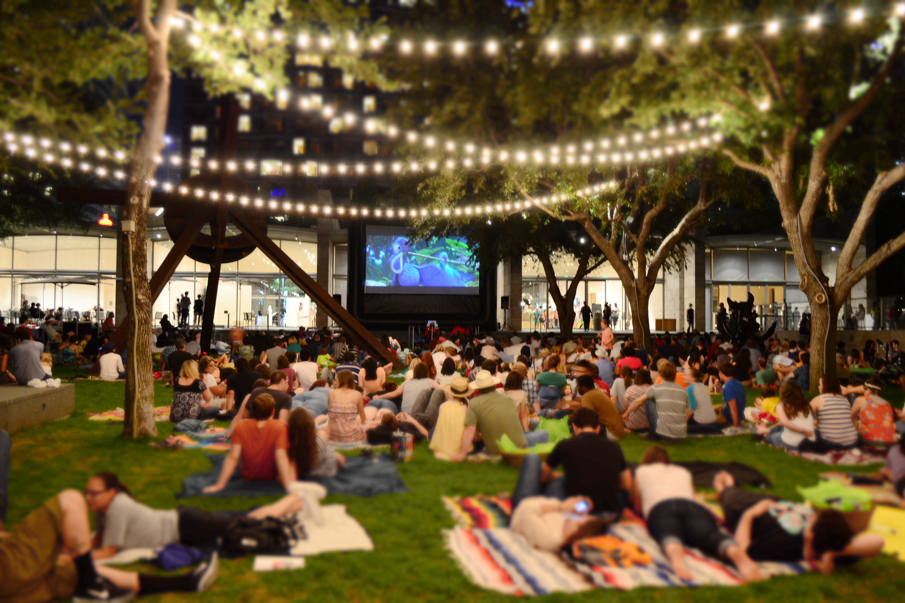 Free Concerts and Movies at the Nasher All Summer Long - I Live In ...