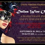 Dallas Wine Opener: Masquerade
