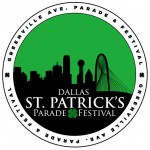 Dallas St. Patrick's Day Parade and Festival Logo Dallas Festivals