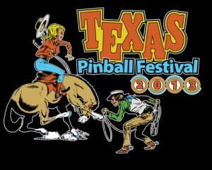 Texas Pinball Festival 2013 in Dallas