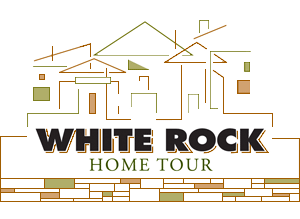 white rock home tour