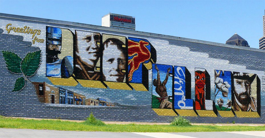 A quick guide to deep ellum things to do and where to for Dallas mural artists