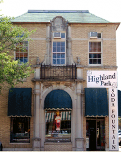 Highland Park Soda Fountain Dallas Historic Restaurants