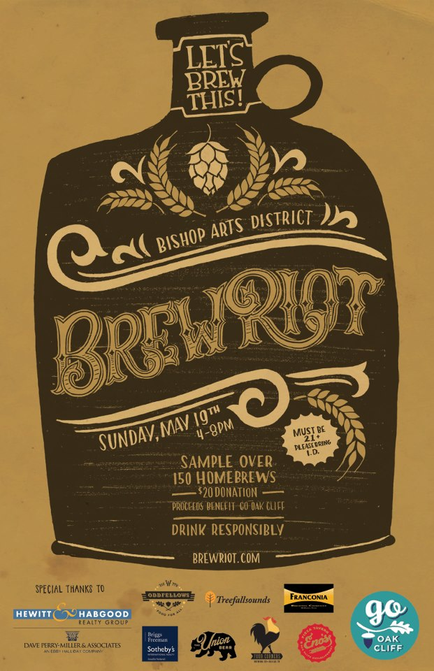 Brew Riot Oak Cliff 2013
