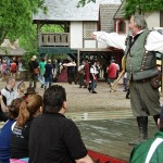 Ever Dream of Being a Medieval Lord? Scarborough Renaissance Festival® Job Faire Happens March 8th
