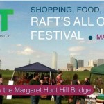 RAFT's All Out Trinity Festival Happens this Saturday March 1st