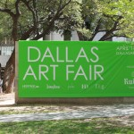 Here is a Little Eye Candy From This Past Weekend's Dallas Art Fair 2014