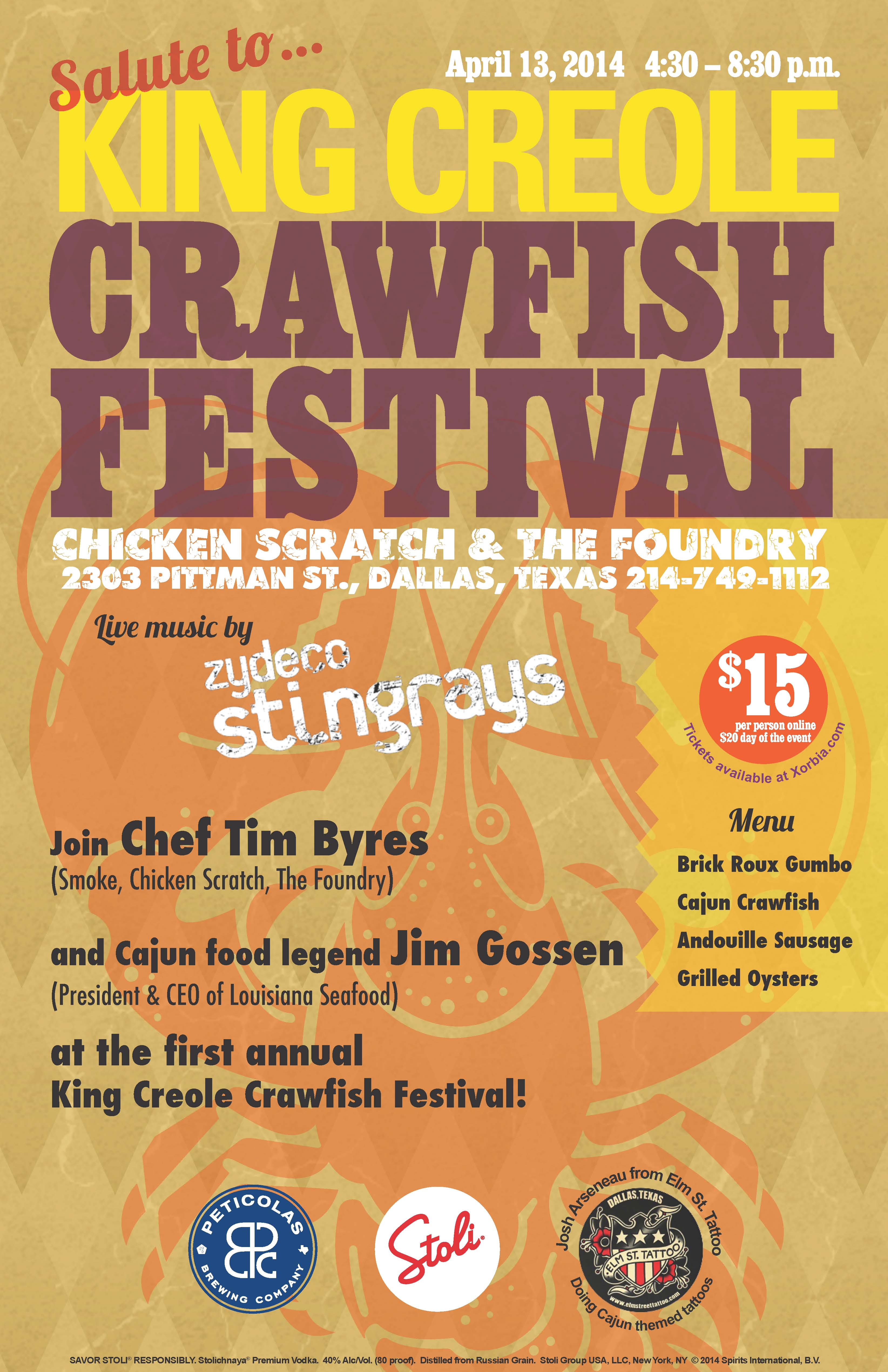 How To Eat Crawfish Poster  Photo#12