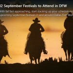 12 September Festivals to Attend in DFW [Slideshow]