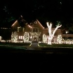 5 of the Best Places to See Christmas Lights in Dallas