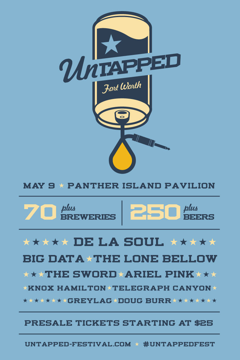 2015 Fort Worth Untapped Festival