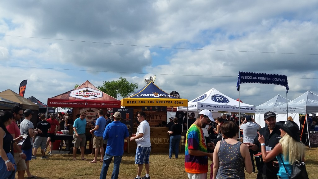 Lakewood, Community,and Peticolas breweries all serving up Dallas at Austin Untapped Festival