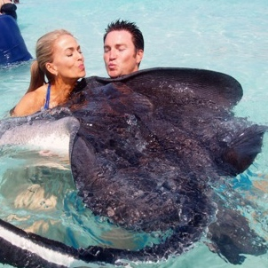 Grand Cayman_Stingray City