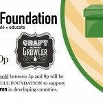 Craft Beer Fundraiser – Children's Education Non-Profit Invites You to Craft & Growler