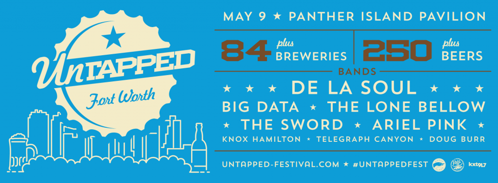 2015 Fort Worth Untapped