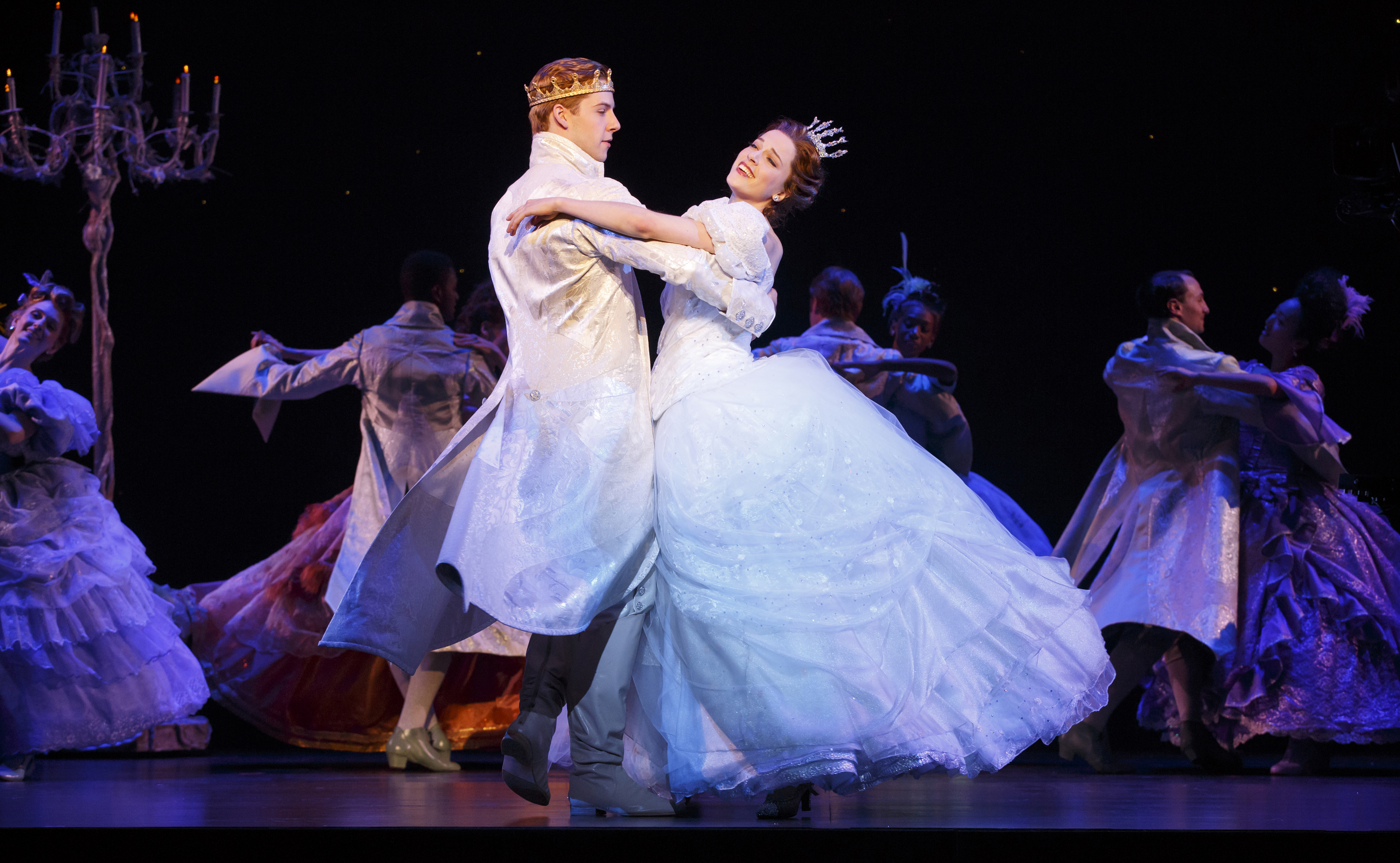 Dallas Summer Musicals kicks off season with the magical Cinderella