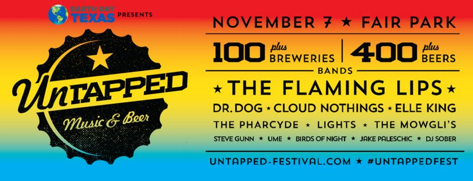 Untapped Dallas 2015