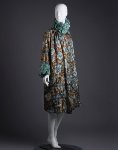 Decadence - Brocade and Velvet Coat