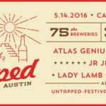 UNTAPPED FESTIVAL AUSTIN RETURNS TO CARSON CREEK RANCH MAY 14
