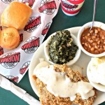 Free Norma's Cafe Chicken Fried Steak for a Year in Support of American Red Cross