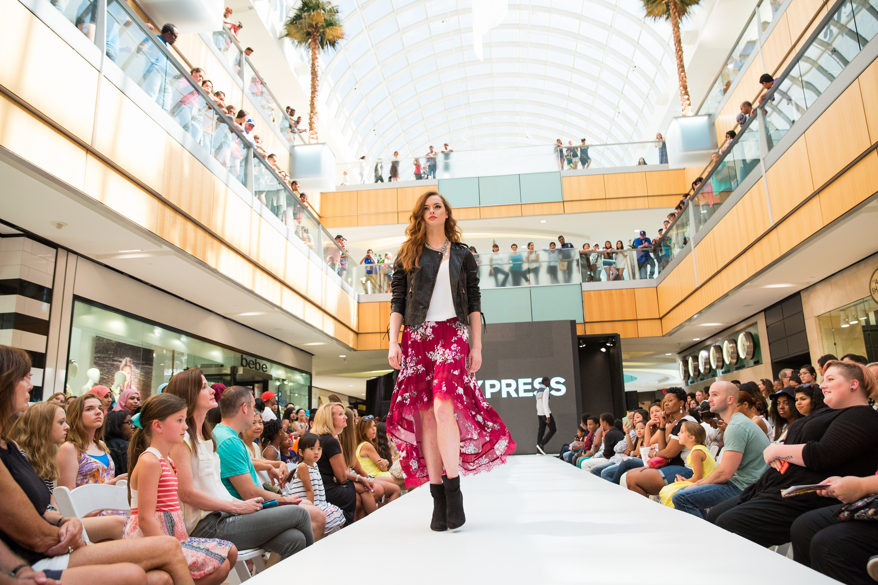 Fall for back-to-school fashions at Galleria Dallas' free Runway Revue