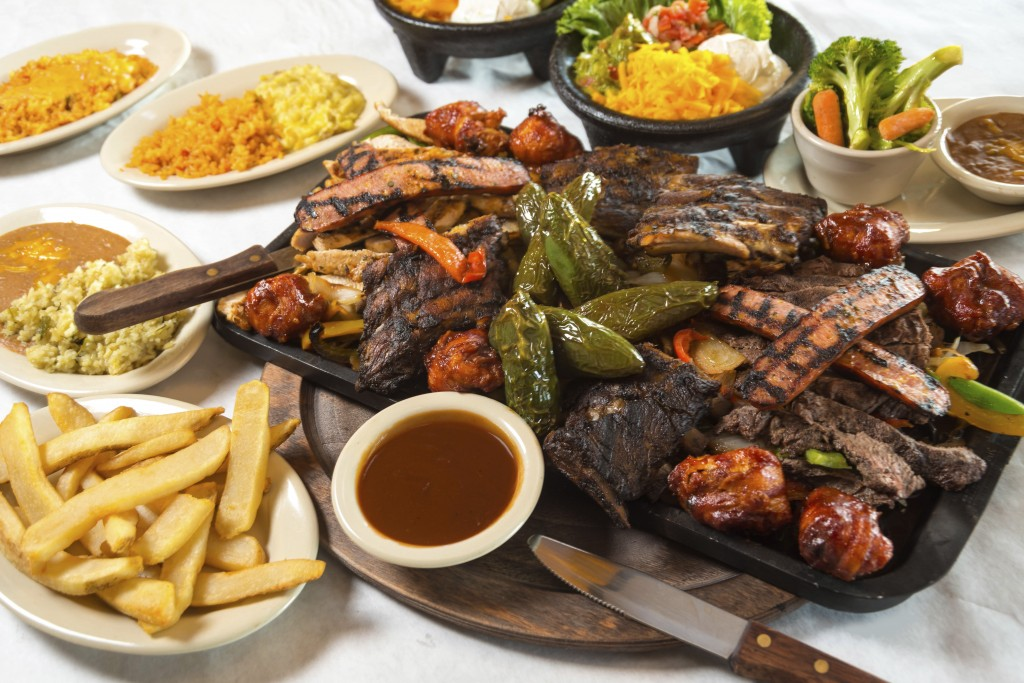 Tailgate Platter at Cuellars' Fajita Ranch