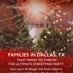 CASTING CALL: Dallas Families & Couples