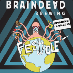 Second BrainDead Brewing Festicle