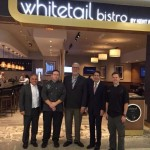 Whitetail Bistro Opens at DFW Airport in Terminal D